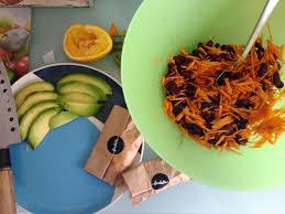 cuisiner a domicile et livrer on a testé foodette le kit de repas prêt à cuisiner
