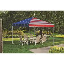 pop up canopy hd straight leg 10 x 10 ft american pride