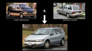 1991 nissan stanza why the nissan axxess is the most difficult minivan to understand ever