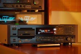 sony dtc 77es dat vintage technology and design pinterest