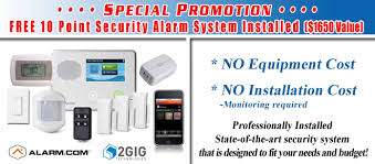 special promotion protech alarm
