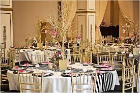 Black Gold Wedding Decorations Chateau Cocomar Houston Wedding Blog