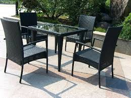 Bistro Patio Table And Chairs Set Patio Ideas Glass Top Patio Table Set Bistro Patio Table And