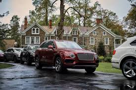 bentley wrapped 2018 bentley bentayga review worth the 200 000 price tag