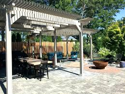 patio ideas free pergola designs for patios pergolas for small