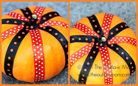 Home Decor Mom Blogs by Craft Five Fresh Fall Pumpkin Decorating Ideas The Outlaw Mom