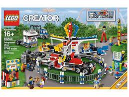siege social lego fairground mixer 10244 creator 3 in 1 lego shop