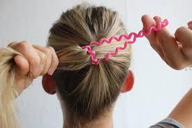 Hochsteckfrisurenen Ohne Haargummi by Invisibobble Das Innovative Haargummi Erdbeerlounge De
