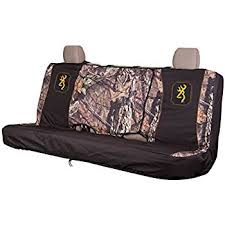 amazon com browning seat cover bench fs mossy oak country camo