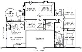 u shaped house u shaped house floor plans