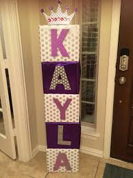 custom alphabet blocks baby showers decorations party events