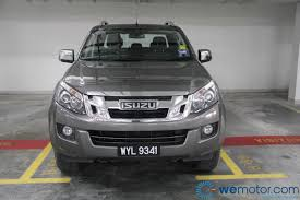 review 2013 isuzu d max 2 5 4x4 manual wemotor com