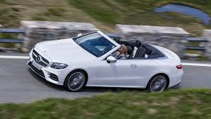 2018 mercedes benz e class cabriolet first drive motor1 com photos
