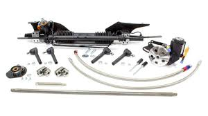 66 mustang power steering unisteer 1965 66 mustang power steering rack pinion for small