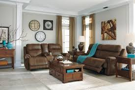 living room furniture ta 2 seat reclining sofa with rolled arms and nailhead trim by