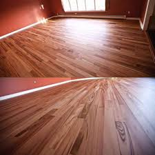 Tiger Wood Flooring Images by Refinished Tigerwood With Bona Traffic Naturale To Floored At Home