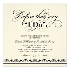 rehearsal dinner invitation rehearsal dinner invitation wedding vows square invitation card