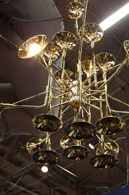 Artsy Chandeliers Latest In Lighting From The Architectural Digest Design Show