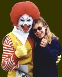 Ronald Mcdonald Halloween Costume 20 Terrifying Pictures Ronald Mcdonald