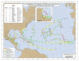 Current Weather Map Usa by Nhc Data Archive