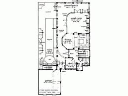 U Shaped House Plans With Pool In Middle 61 Best Houseplans Images On Pinterest House Floor Plans