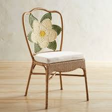 Woven Dining Chair Magnolia Woven Dining Chair Pier 1 Imports