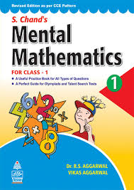 buy s chand u0027s mental mathematics for class 1 book online at low