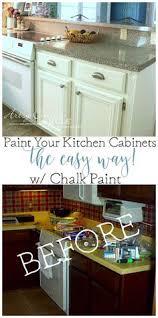 Annie Sloan Painted Kitchen Cabinets Chalk Painted Kitchen Cabinets 2 Years Later Chalk Paint