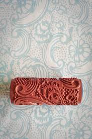 no 7 patterned paint roller from the painted house 15 00 via