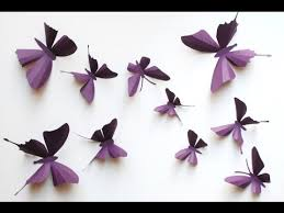 Purple Butterfly Decorations Butterfly Decorations Butterfly Decorations Baby Shower Youtube