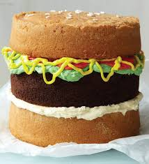best 25 burger cake ideas on pinterest hamburger cupcakes