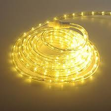 custom led string lights amazon com 24ft led lights heavy duty bright warm white custom