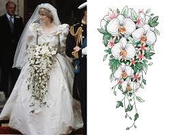 Cascade Bouquet Choosing Wedding Flowers See These Bridal Bouquet Arrangements