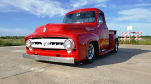 Vintage Ford F100 Truck Parts - 1953 ford f100 by streetrodding com