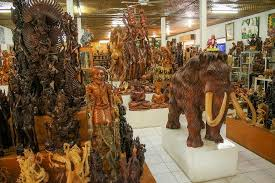 wood carvings picture of carving center bali tripadvisor
