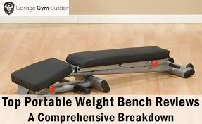 best fitness fid bench best portable weight bench review 2018 best fold up