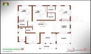 house plans 4 bedroom 4 bedroom kerala house plans photos and video wylielauderhouse com