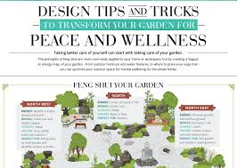 feng shui inhabitat green design innovation architecture infographic how to feng shui your garden