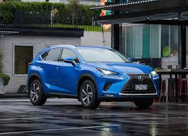 lexus crossover inside lexus nx crossover suv updated for 2018 previews driven