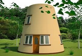 earthbag tower house natural building blog