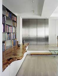 Where Can I Buy Bookshelves by Where Can I Purchase A Wood Plank Raw Edge Shelf Like This One