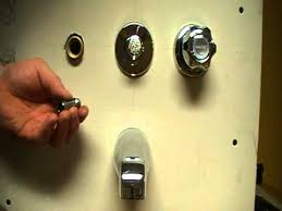 Bathtub Valve Stem Replacement How To Fix Or Repair A Leaky Bath And Shower Faucet Stem And Seat