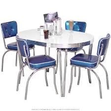 caster dining room chairs diner style tufted table sets retro furniture retroplanet com