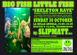 belle for halloween edinburgh u0027skeleton rave u0027 with slipmatt sl2 world of rave