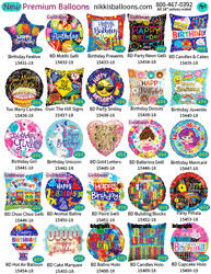 balloons wholesale catalogs your source for wholesale balloons foil