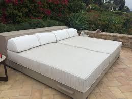 custom bedding and bed frames or headboards alana alegra interiors