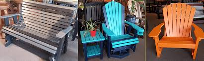 Amish Outdoor Patio Furniture Amish Custom Furniture And Accents Amish Built Outdoor Furniture