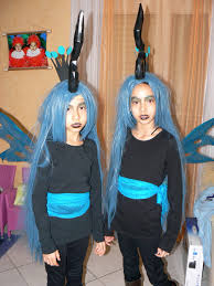 queen chrysalis cosplay halloween 2014 by znegil on deviantart