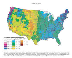 Colorado Snowpack Map Insanely Cool New Evapotranspiration Maps From Usgs Team Jfleck