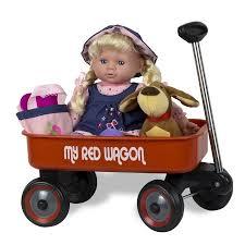 wagon baby baby doll with wagon play set walmart